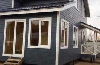Чем можно отделать фасад дома