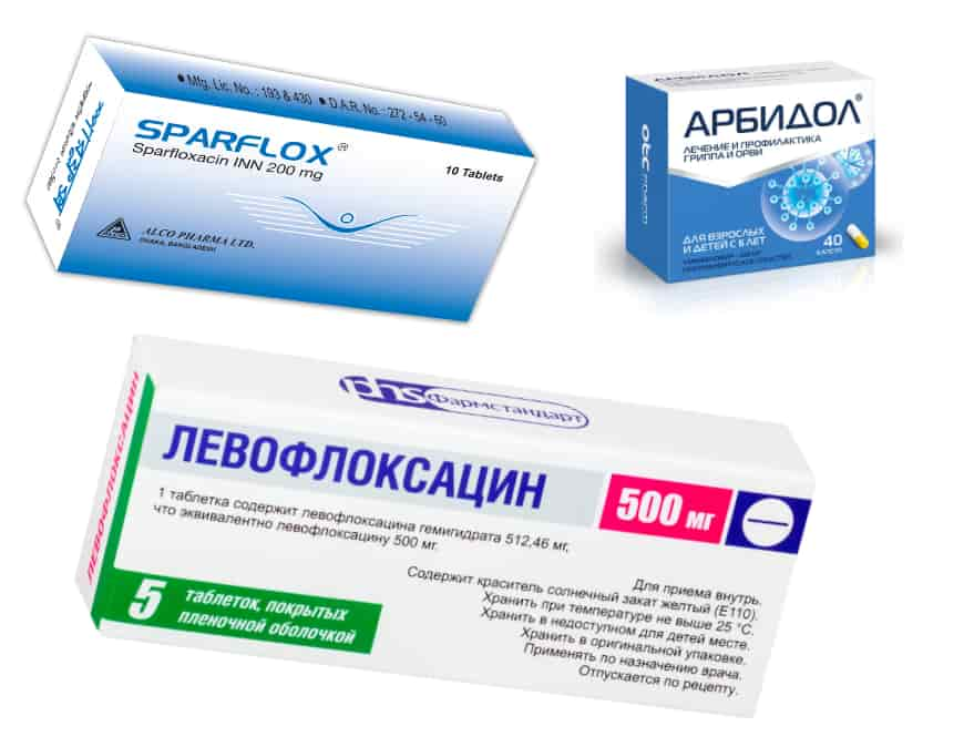 Противовирусные препараты от коронавируса