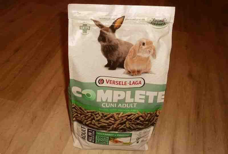 Концентраты для кроликов